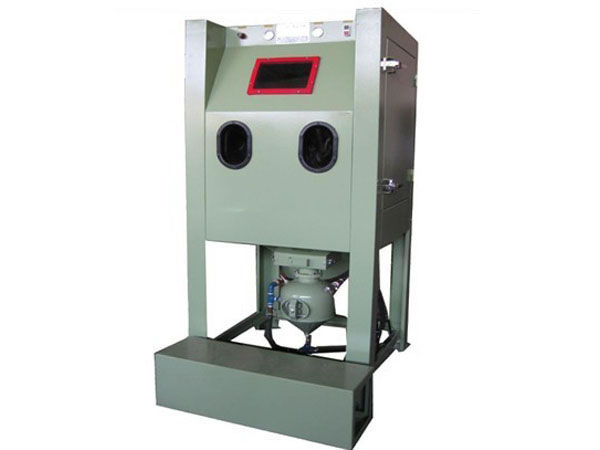 1010P高压一体式喷砂机