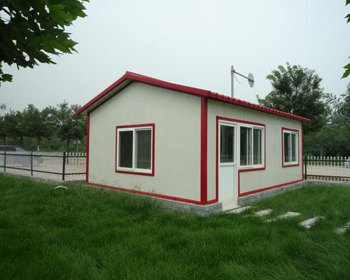【图】石家庄彩钢活动房漏水维修方法 石家庄彩钢活动房就是好看