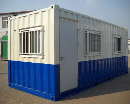 【多图】石家庄集装箱活动房的特点 石家庄集装箱活动房质量由什么决定