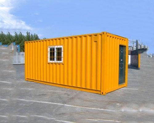石家莊集裝箱活動房