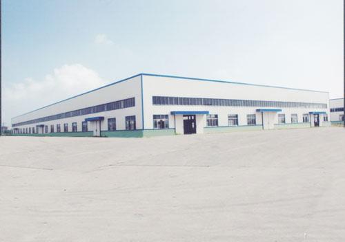 钢结构工厂2