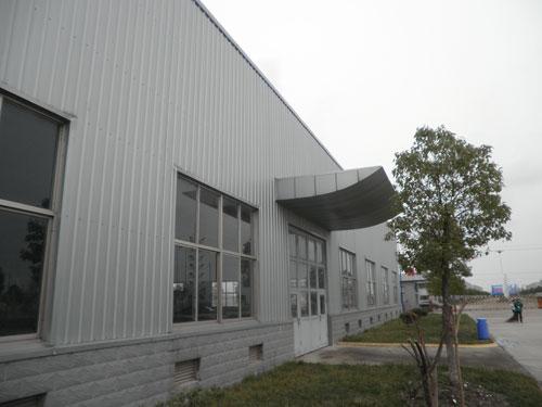 钢结构工厂3