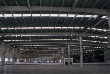 钢结构工厂4