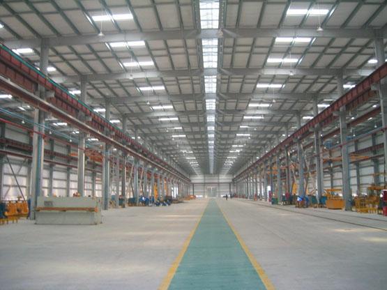 钢结构工厂5