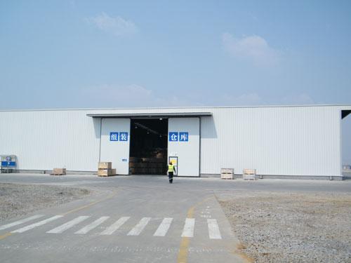 钢结构工厂6