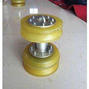 皮碗式清管器