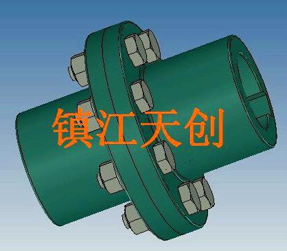 YL刚性联轴器