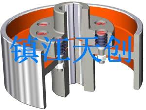 LTZ非金属弹性元件联轴器