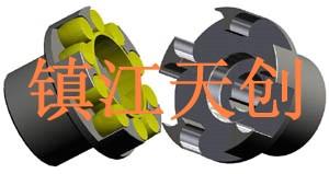 LM非金属弹性元件联轴器