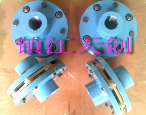 JMⅠ金属弹性元件联轴器