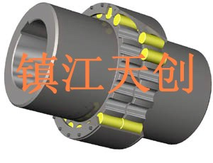 ZL非金属弹性元件联轴器