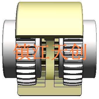 TGL齿式联轴器