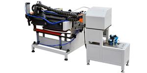 自动断网焊网机