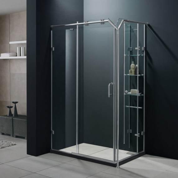 郑州玻璃淋浴房