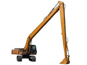 湖北长臂挖掘机租赁