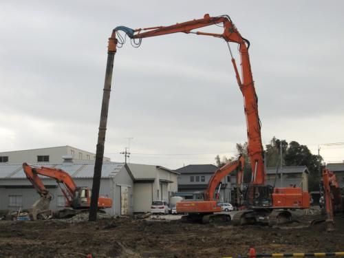 【常识】www.301net关于液压锤打桩机 分析挖掘机挖力不够的情况