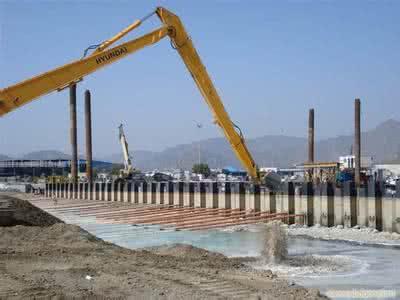 江西拉森钢板桩施工