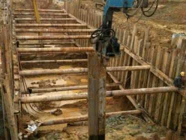 四川拉森钢板桩施工