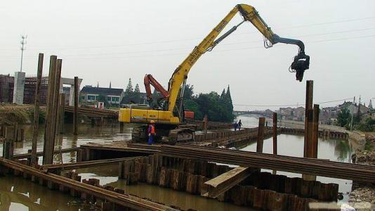 河北拉森钢板桩施工