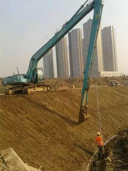 江西长臂挖掘机租赁
