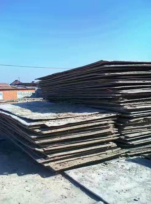 湖北钢板租赁价格