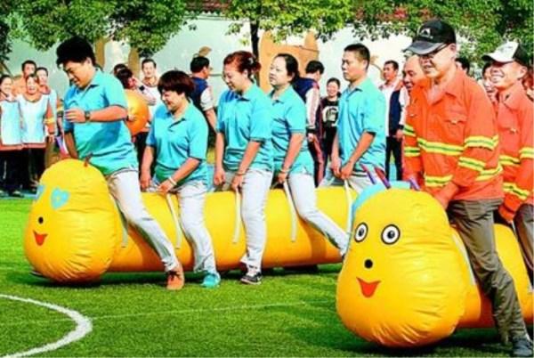 深圳松山湖趣味运动会