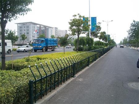 西安绿化带护栏