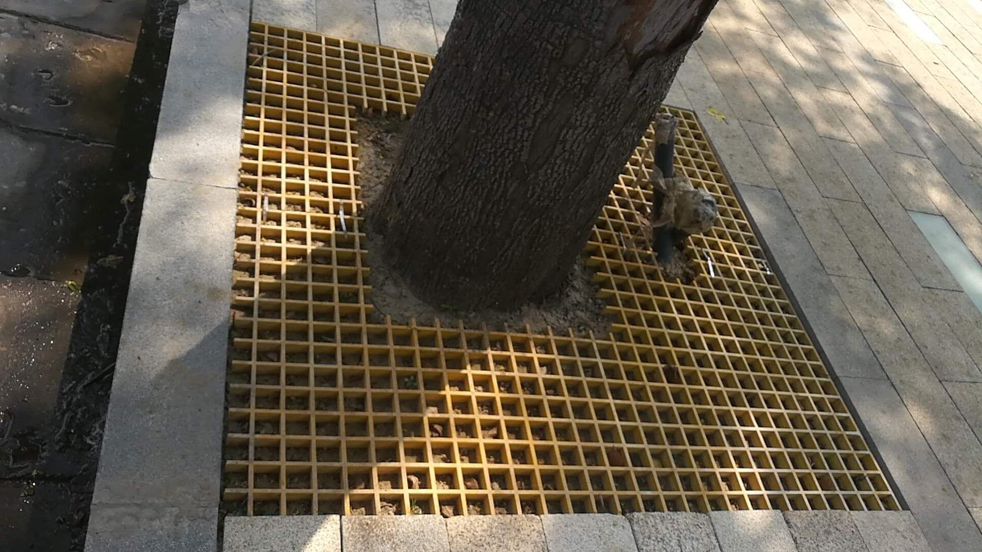 玻璃钢树篦子