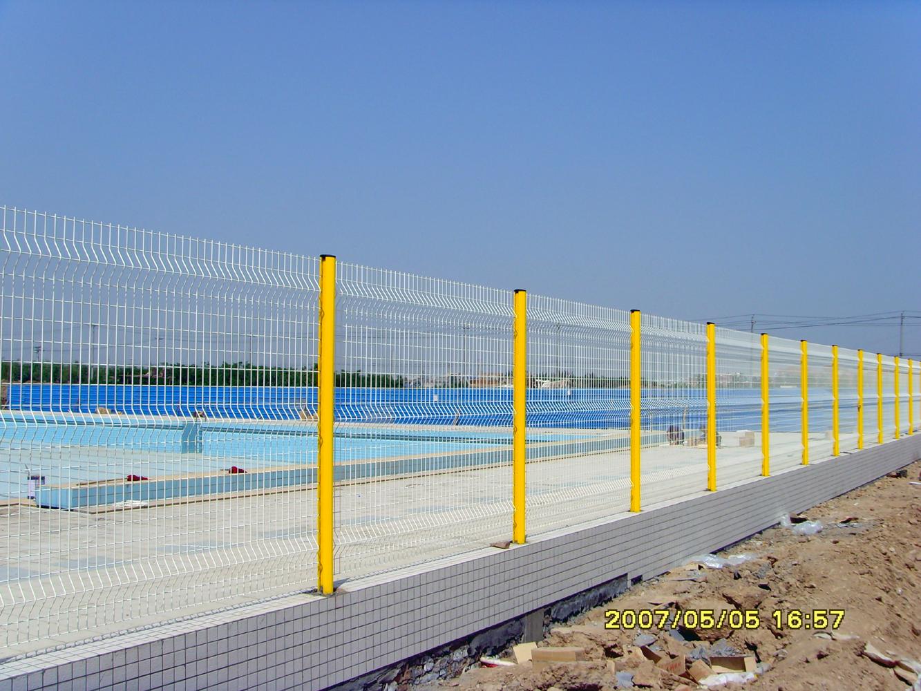 游泳池护栏