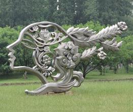 不鏽鋼雕塑廠家