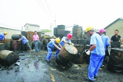 武汉废煤油回收