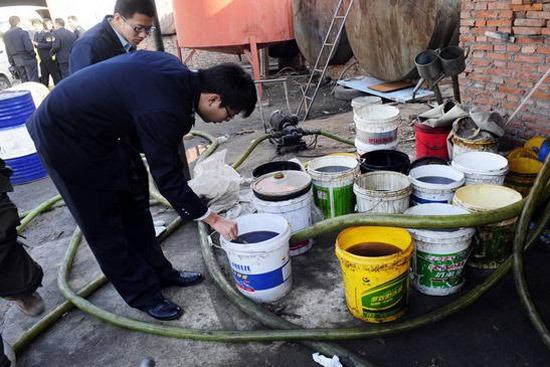 青山废润滑油回收新价格 诚意环保 武汉润滑油回收公司