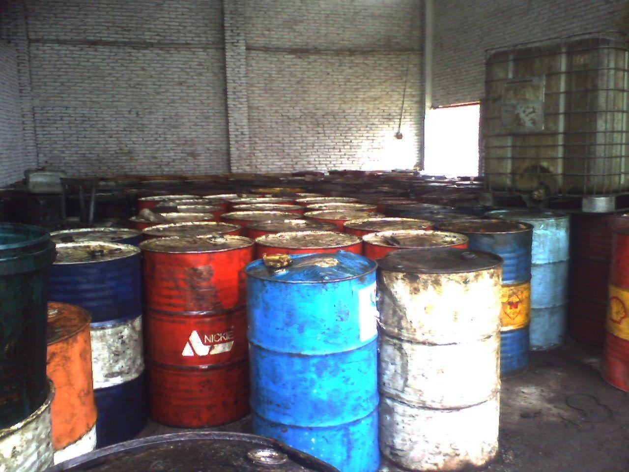 武汉废索拉油回收