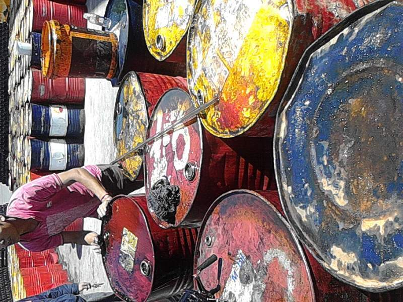 武汉废机油回收厂家价格