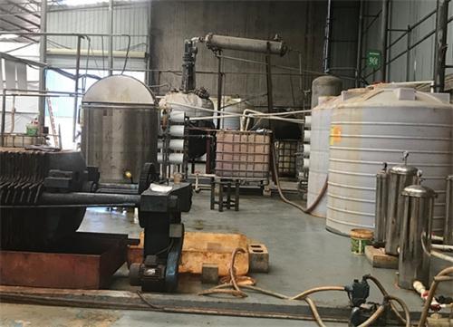 武漢工業廢油回收