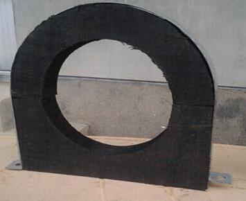 方圆空调木托