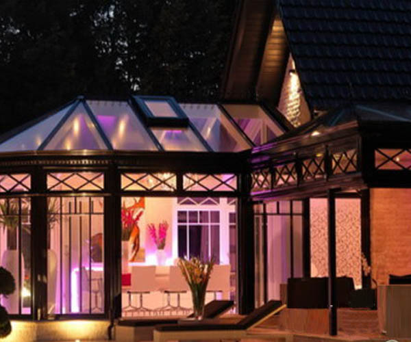 貴州陽光房設計
