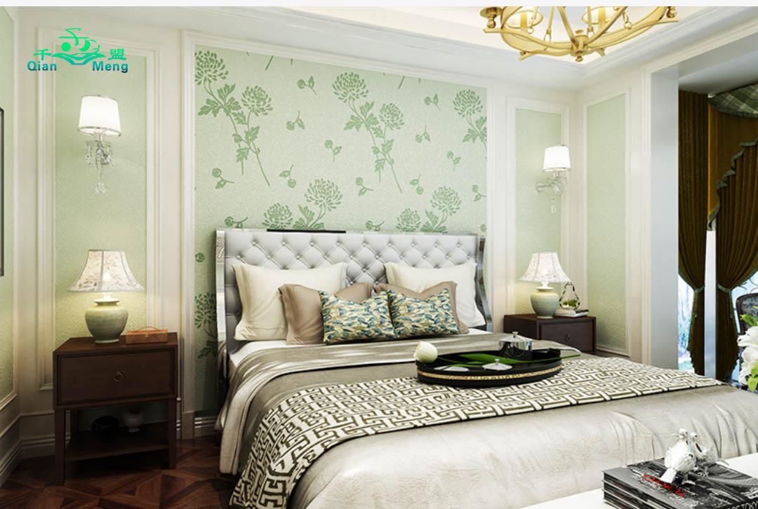 美式风格、卧室、美式-152