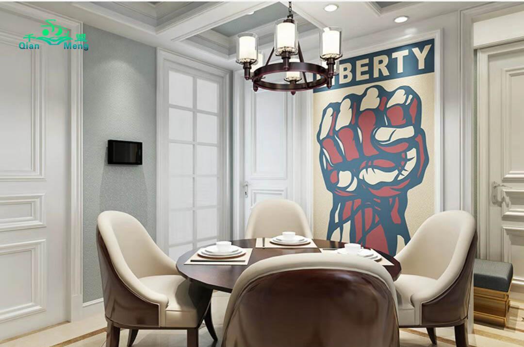 美式风格、餐厅、美式-147