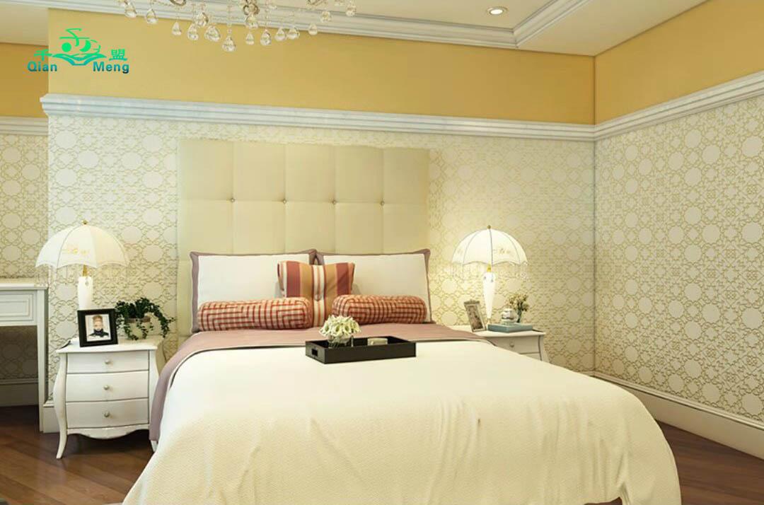 美式风格、卧室、美式-142