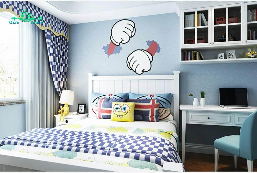 地中海风格、儿童房、地中海-114