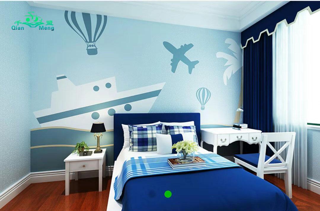 地中海风格、儿童房、地中海-125