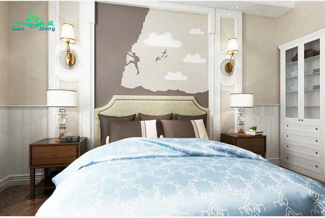 地中海风格、卧室、地中海-129