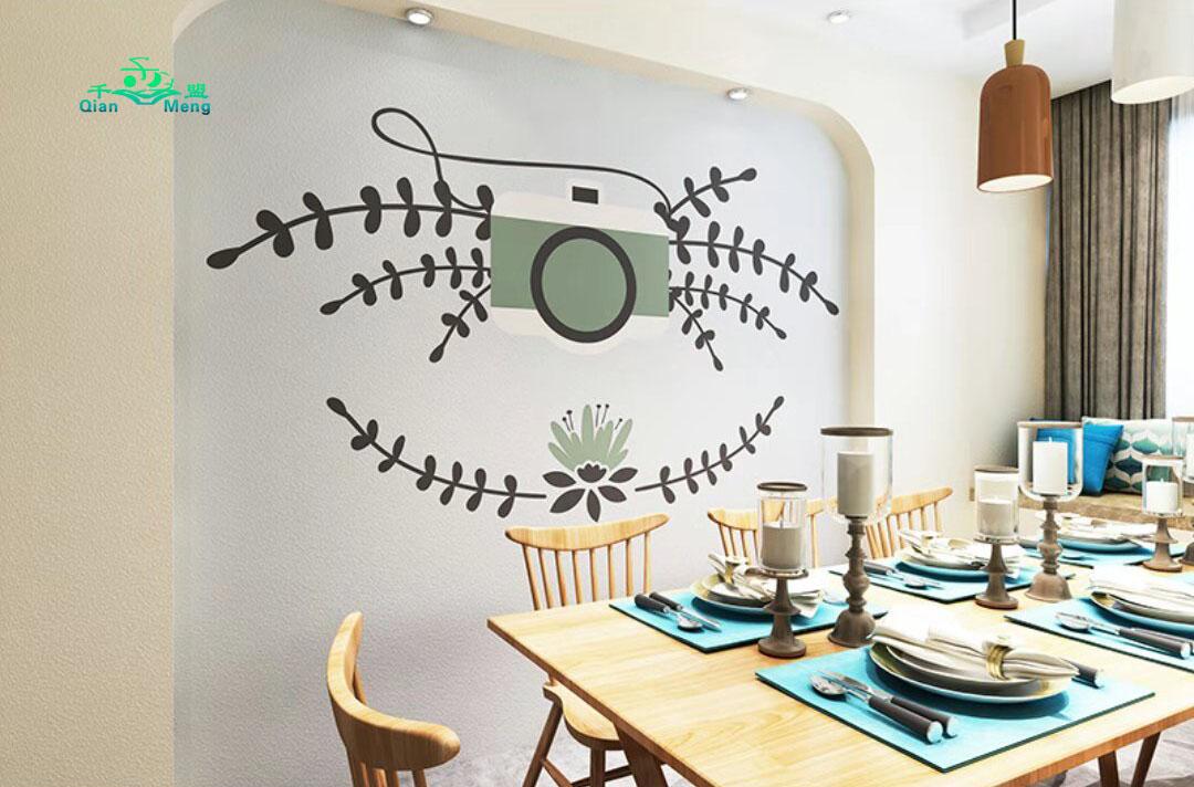 北欧风格、餐厅、北欧-147