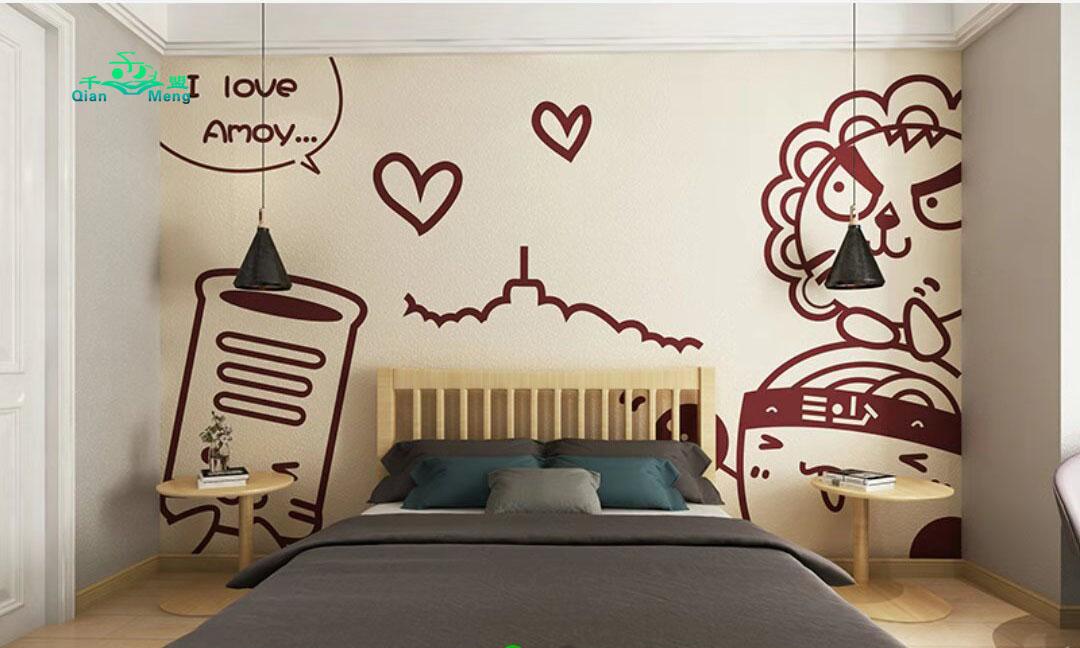 北欧风格、儿童房、北欧-148