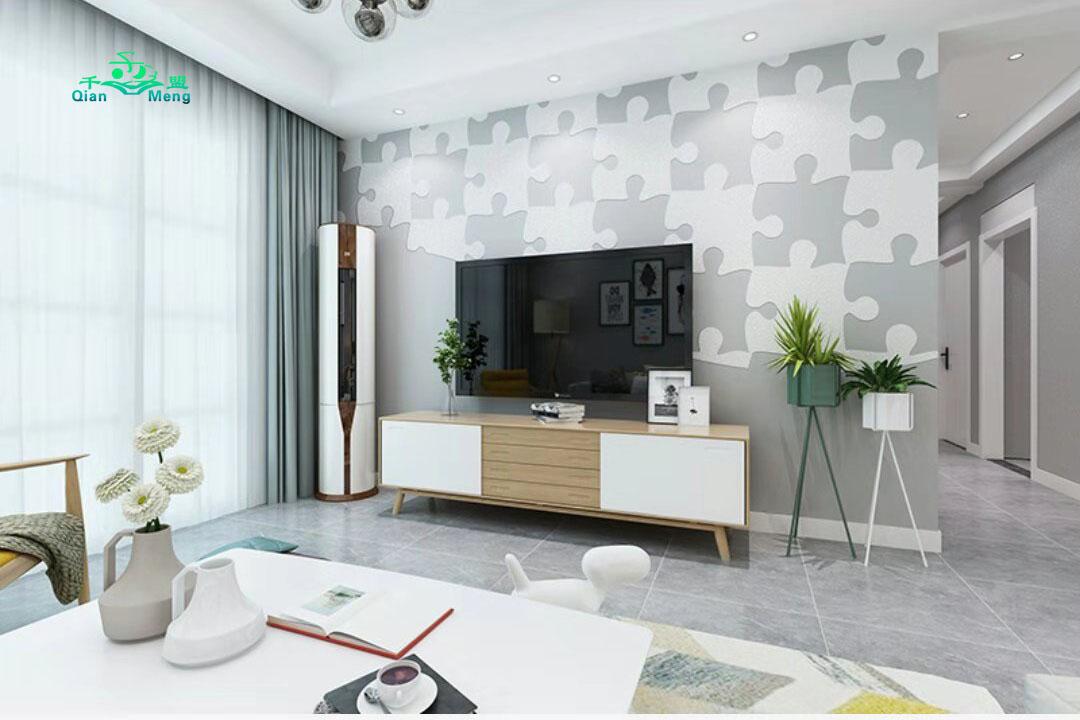 北欧风格、客厅、北欧-155