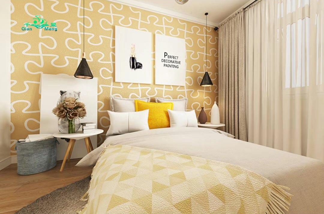 北欧风格、卧室、北欧-158