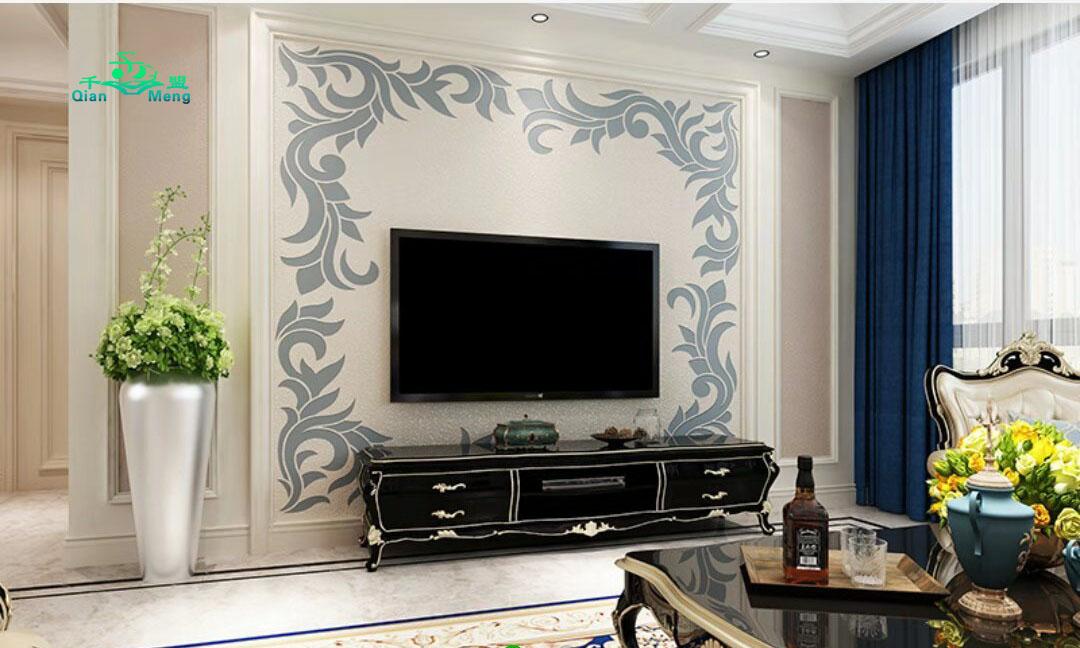欧式风格、客厅、欧式-159