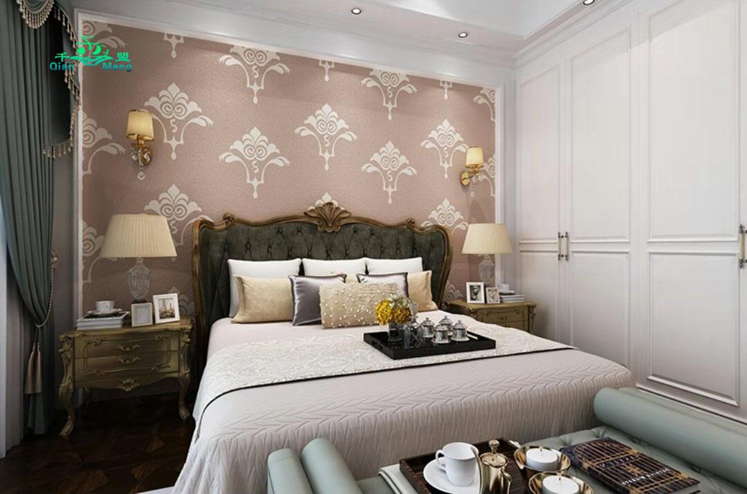 欧式风格、卧室、欧式-151