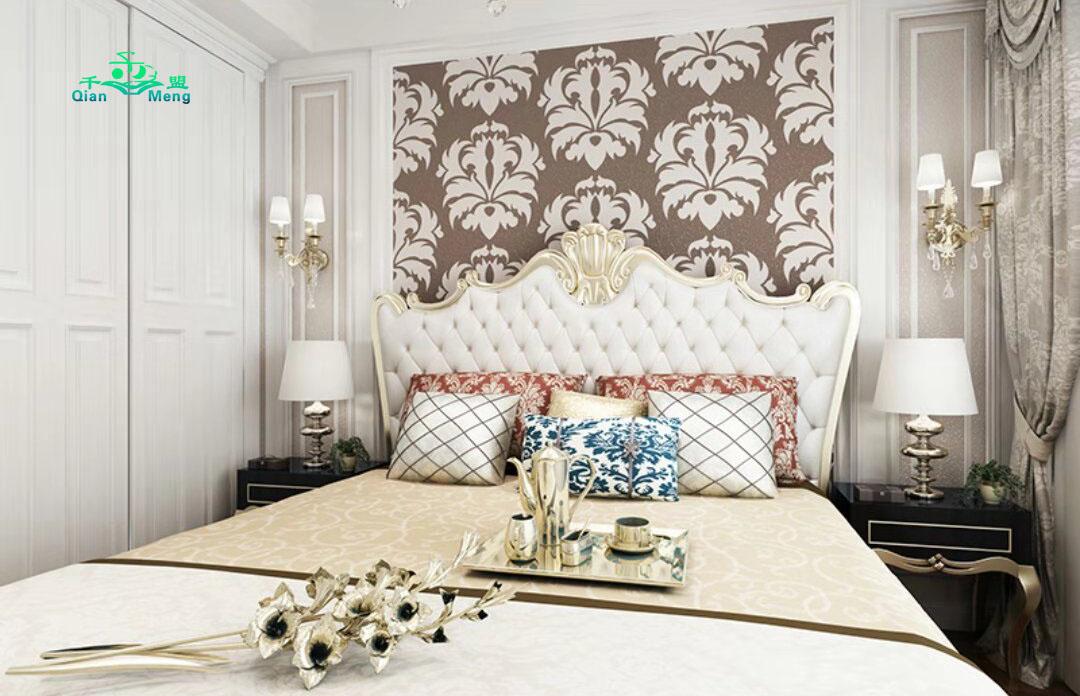 欧式风格、卧室、欧式-160